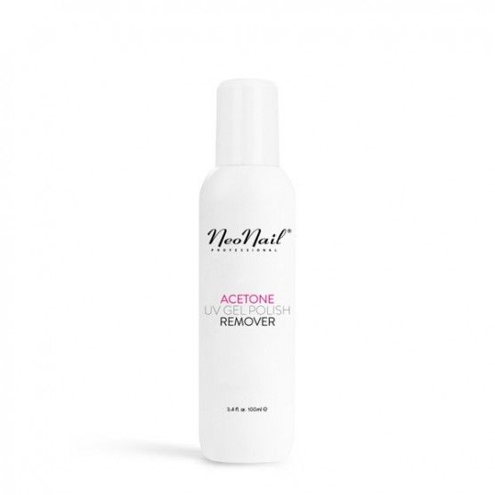 Aceton 100 ml - UV Gel Polish Remover