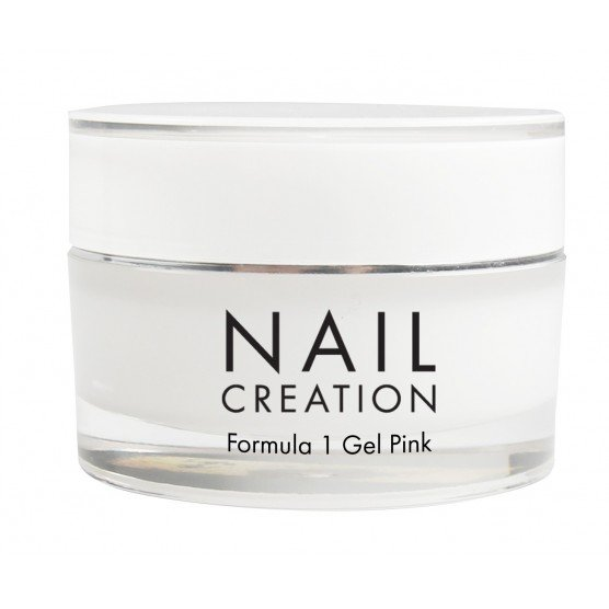 Formula 1 – Pink – 50 ml - Modellage Gel Nail Creation