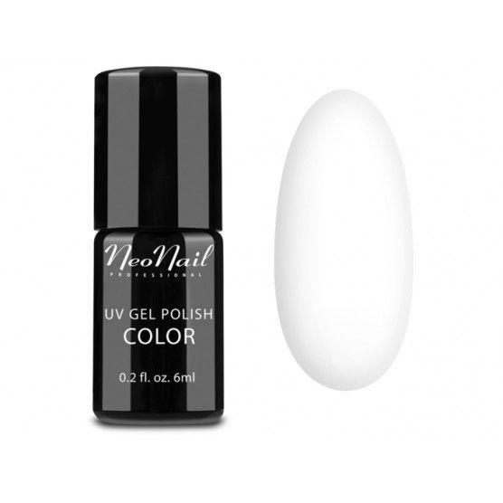 UV Nagellack 6 ml - Milky French
