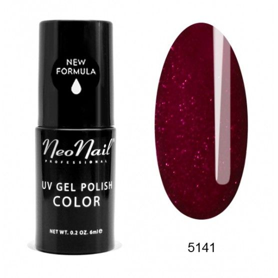Ruby Garnet - UV Nagellack 6 ml